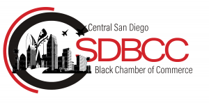Central San Diego Black Chamber of Commerce Logo